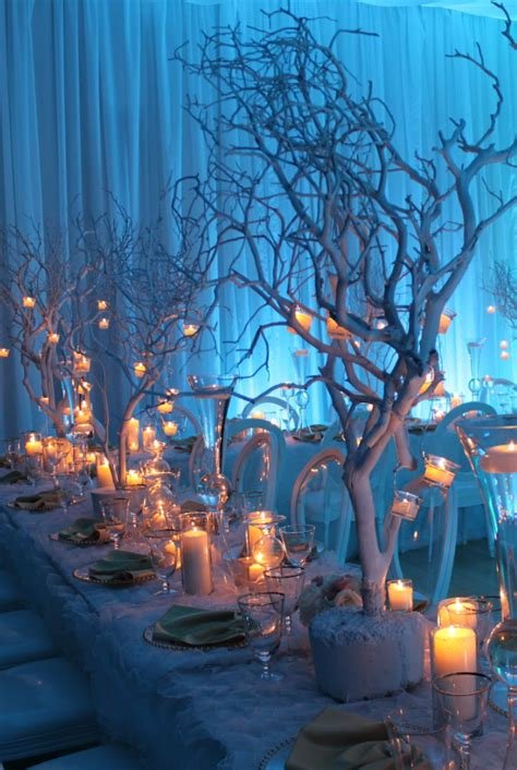 winter theme decorations ideas winter wedding candles wedding decor winter weddings and