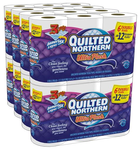 Quilted Northern Toilet Paper by Quilted Northern Toilet Paper Deal Only 0 22 Per
