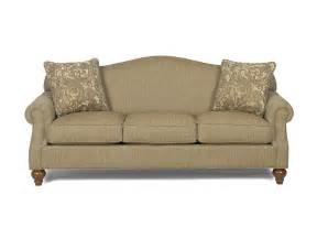 Klaussner furniture additionally craft master three cushion sofa as
