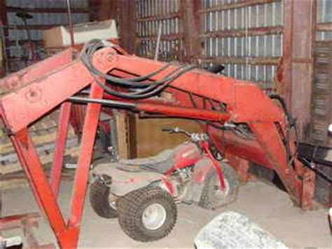 Used Farm Tractors For Sale Ih 2250 Mount O Matic Loader