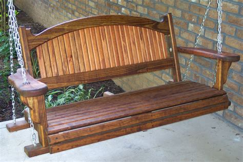 wooden porch swing kits woodwork porch swing diy kit pdf plans