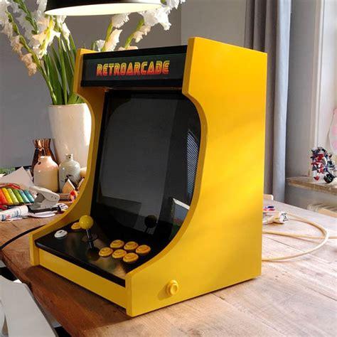 Bartop Arcade Build Arcadewinkel Nl Bartop Arcade Stefan