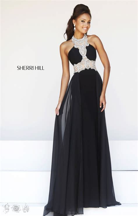 sherri hill 11121 designer formal prom dress