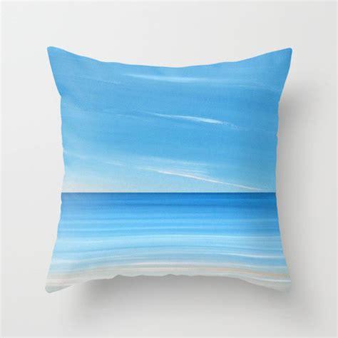 coastal throw pillows