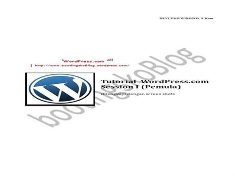 tutorial wordpress ppt tutorial wordpress authorstream