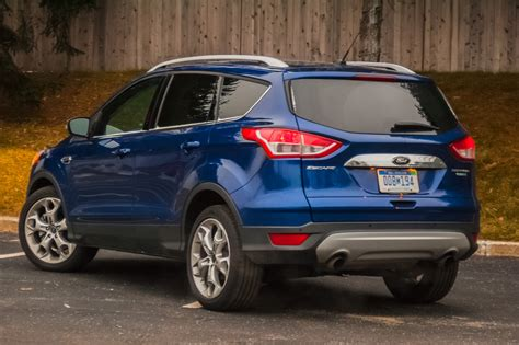 ford escape 2015 2015 ford escape test drive review cargurus