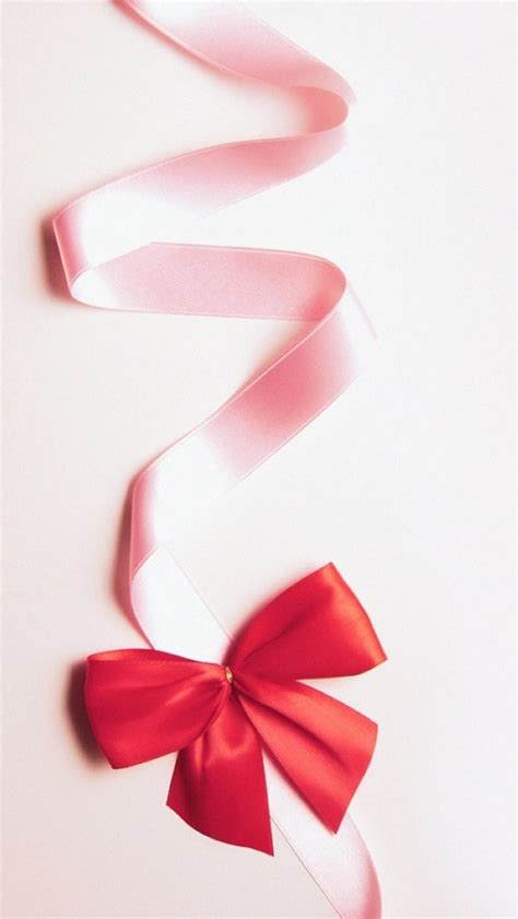 wallpaper ribbon cute pink ribbon and bow iphone 6 6 plus and iphone 5 4