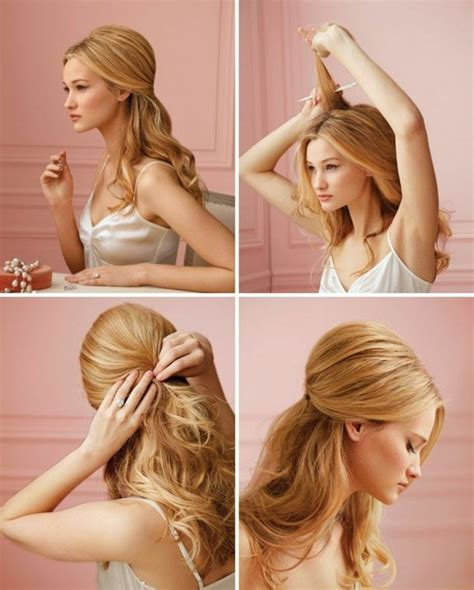 hairstyles to wear at home peinados rapidos y faciles para cualquier ocasi 243 n