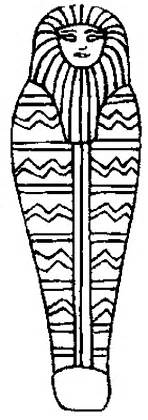 Sarcophagus Coloring Page free coloring pages of sarcophagus