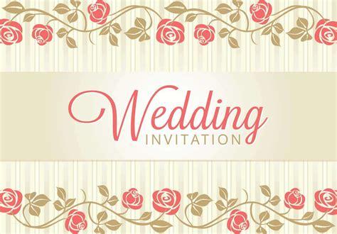 sample designs for wedding invitation cards desi on download wedding