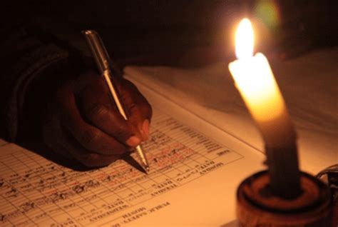 load shedding schedules to find the green business
