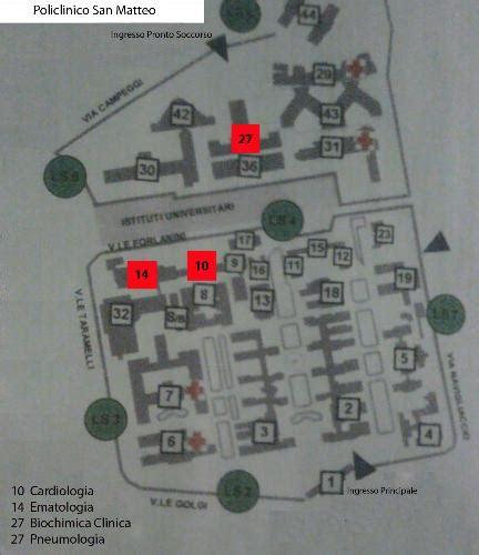 centro ematologia pavia ematologia