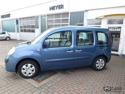 renault kangoo 2012 2012 renault kangoo 1 6 16v 105 happy family car photo