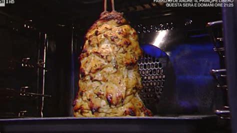 come fare il kebab in casa andrea mainardi fa il kebab di pollo a la prova cuoco