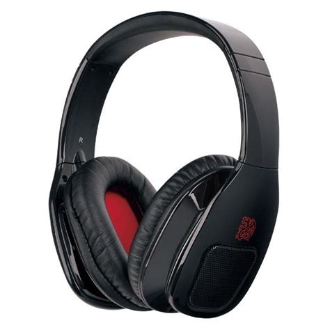 Headset Thermaltake thermaltake tt esports sybaris bluetooth headset reviews and ratings techspot