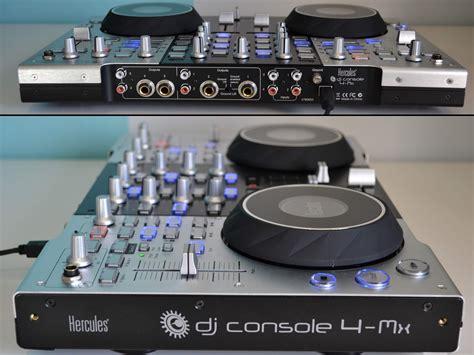 dj consol photo hercules dj console 4 mx hercules dj console 4 mx