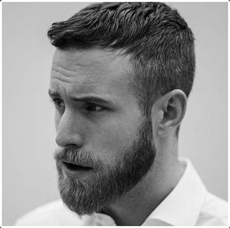 new haircuts for man at 40 yr best 25 short hair with beard ideas on pinterest beard
