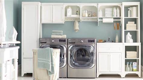 laundry room 12 essential laundry room organizing ideas martha stewart