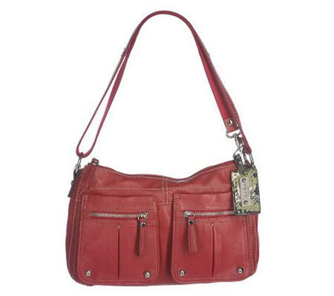 Tignanellos Eastwest Shopper From The Nantucket Collection 2 tignanello glove leather east west crossbody bag page 1