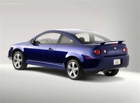 CHEVROLET Cobalt Coupe specs   2004, 2005, 2006, 2007