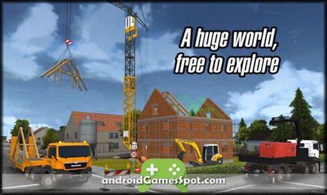 x construction apk version construction simulator 2014 apk free version