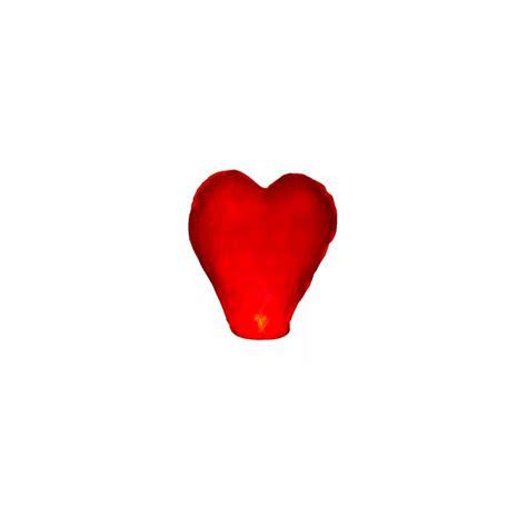 lanterna di carta volante lanterna volante cuore rosso accessori per matrimonio e