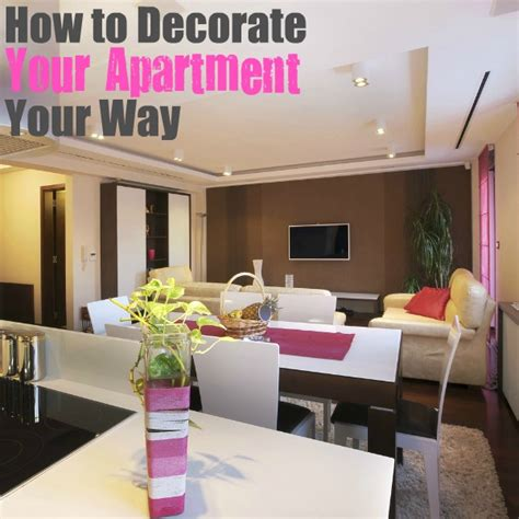 how to decorate an apartment decorating your apartment your way aptsforrent
