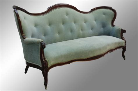 victorian era couch 16076 antique victorian walnut sofa civil war era civil