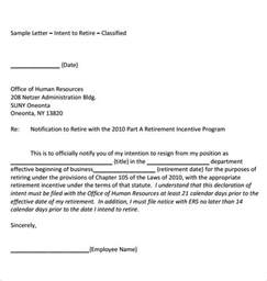 retirement letter template retirement letter images