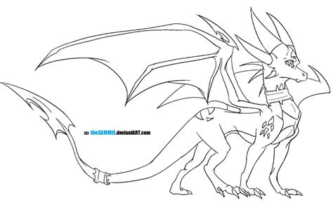 coloring pages of spyro the dragon more cynder dotd spyro the dragon