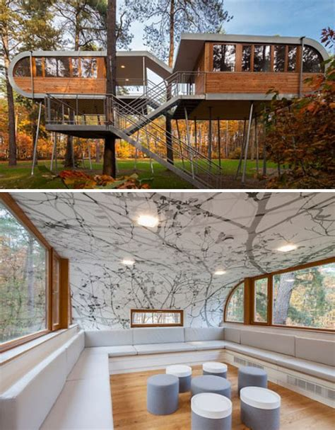 Modern Tree Houses: 14 Awesome Arboreal Dwelling Designs