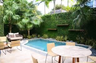 Cheap Patio Furniture Phoenix by Small Tropical Backyard Pools Galleryhip Com The