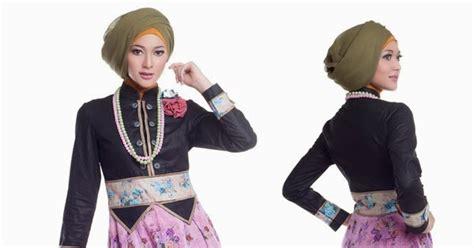 Baju Muslim Remaja Branded 30 model baju muslim anak muda sekarang modis dan mangklingi