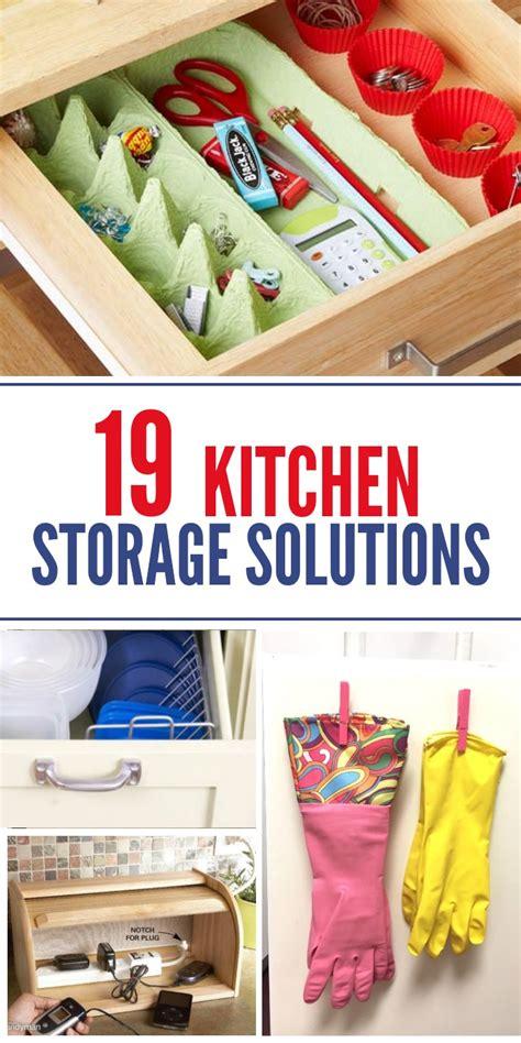 kitchen storage solutions 19 brilliant storage solutions for the kitchen