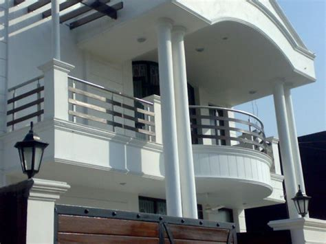 balcony boundry railing in noida uttar pradesh india