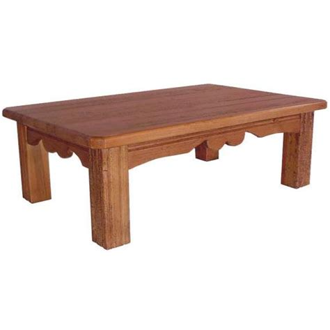 table santa clara occasional tables santa clara coffee table sc 2331a