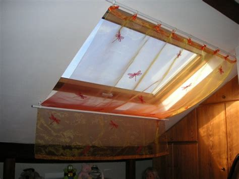 Rideau Velux Deco by D 233 Coration Idee Rideau Velux