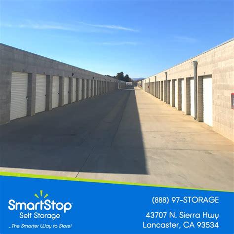 Storage Unit Lancaster Pa by Self Storage Units At 43707 N Hwy Lancaster Ca