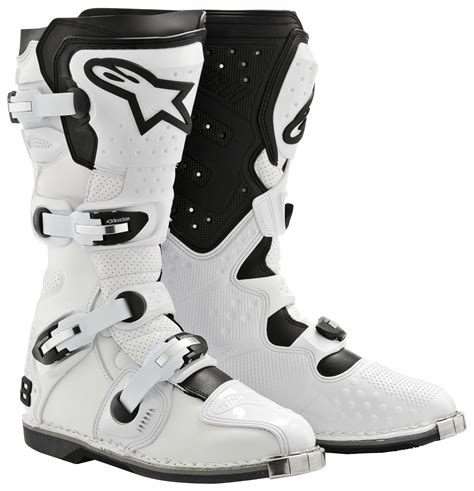 alpine motocross boots alpinestars tech 8 light vented boots size 10 only
