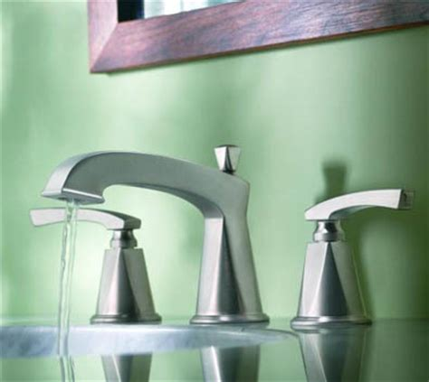 bathroom and kitchen faucets showhouse bathroom and kitchen faucets new moen divine