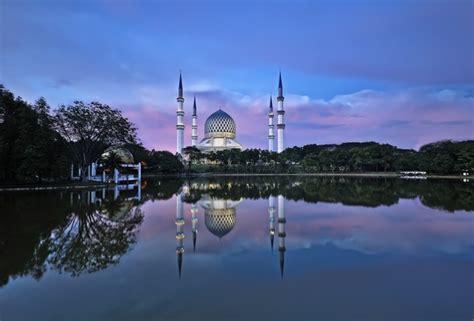 kaison wallpaper shah alam wallpaper malaysia selangor shah alam mosque