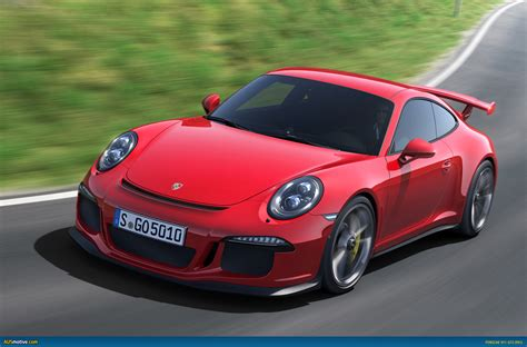 Porsche 911 Gt3 by Ausmotive 187 Pdk Only For 2014 Porsche 911 Gt3 Rs