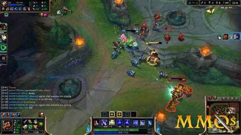mod giam dung luong game online league of legends game review
