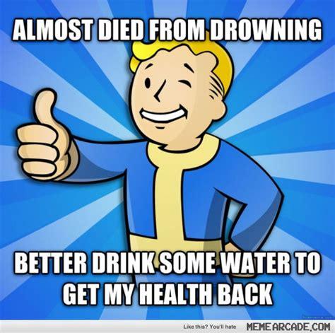 Funny Fallout Memes - fallout 3 logic meme arcade fallout pinterest