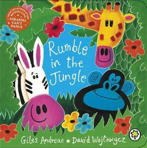 Diskon Buku Book That Saves Your Assets David Darts rumble in the jungle giles andreae david wojtowycz 9781408305294