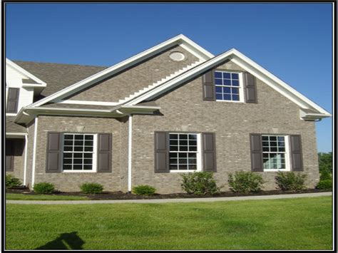 exterior paint colors with brick brick for outside of house brick house colors exterior