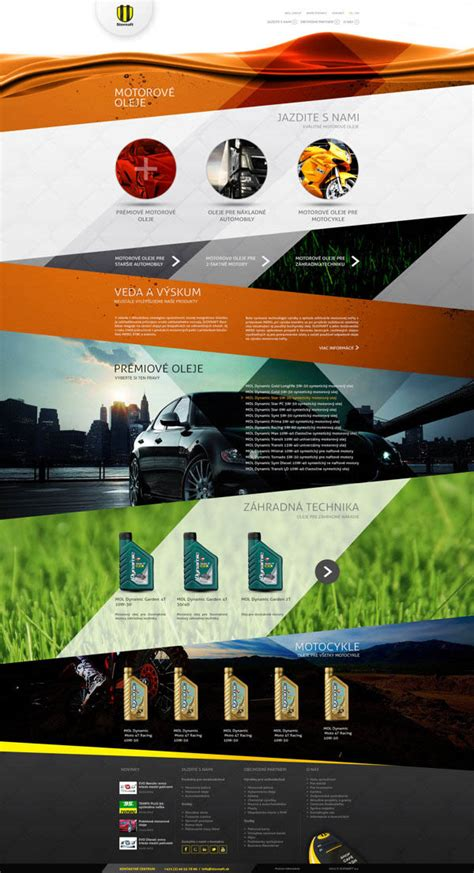 design inspiration concepts web design concept by provoco for an oil rafinery