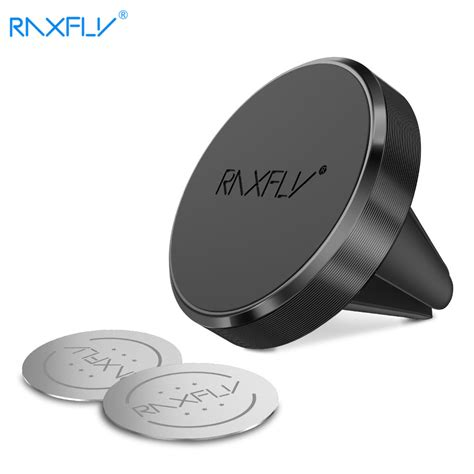 New 360 Degree Magnetic Car Air Vent Mount Holder 151005 raxfly universal car holder 360 degree rotatable magnetic