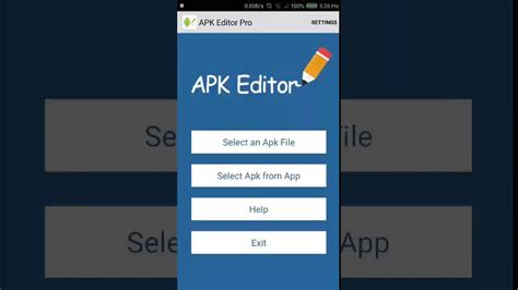 apk editor apk editor pro edit an apk to use new font the new patch exle