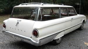 Ford Wagons Survivor Wagon 1962 Ford Falcon